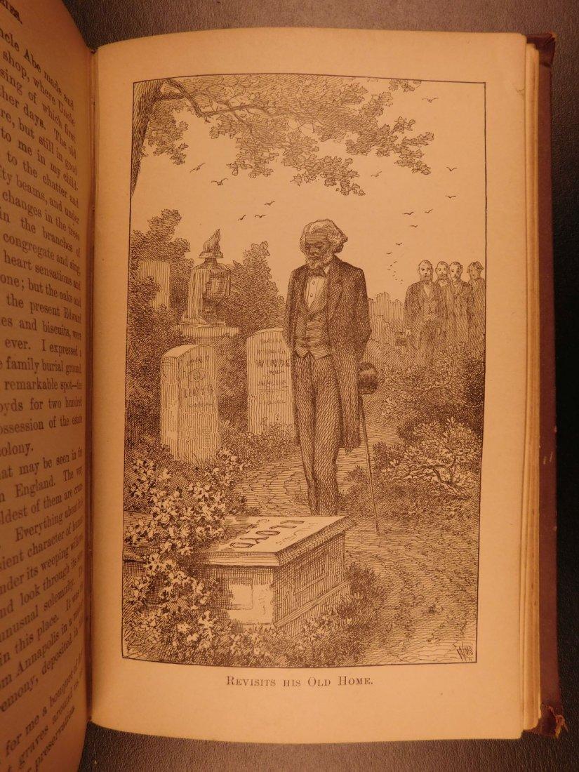 1882 Life of Frederick Douglass Illustrated SLAVERY - 9