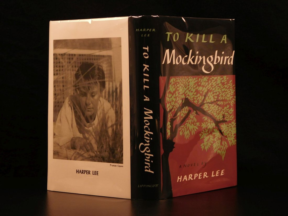 1960 Stated First Edition To Kill A Mockingbird