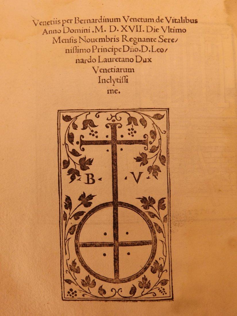 1517 Julius Caesar WAR Commentaries Military Tactics - 10