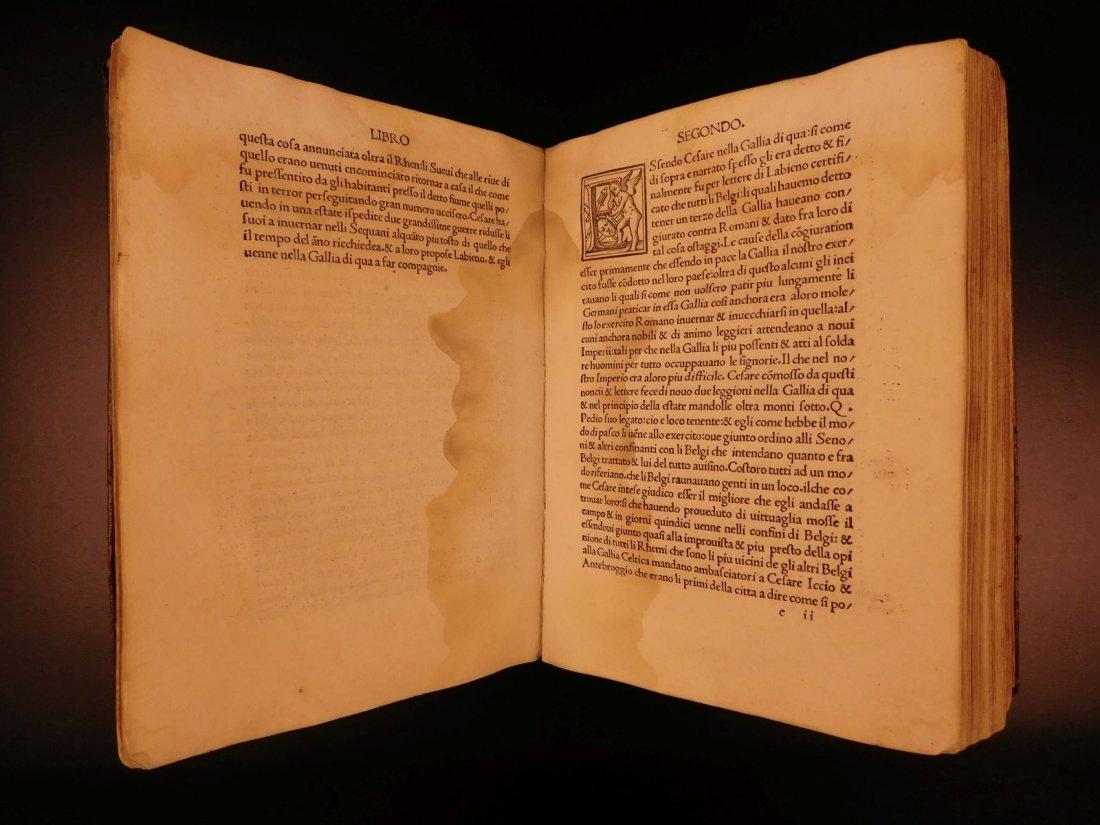 1517 Julius Caesar WAR Commentaries Military Tactics - 5