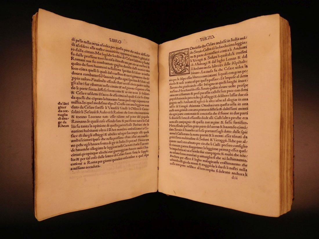 1517 Julius Caesar WAR Commentaries Military Tactics - 6