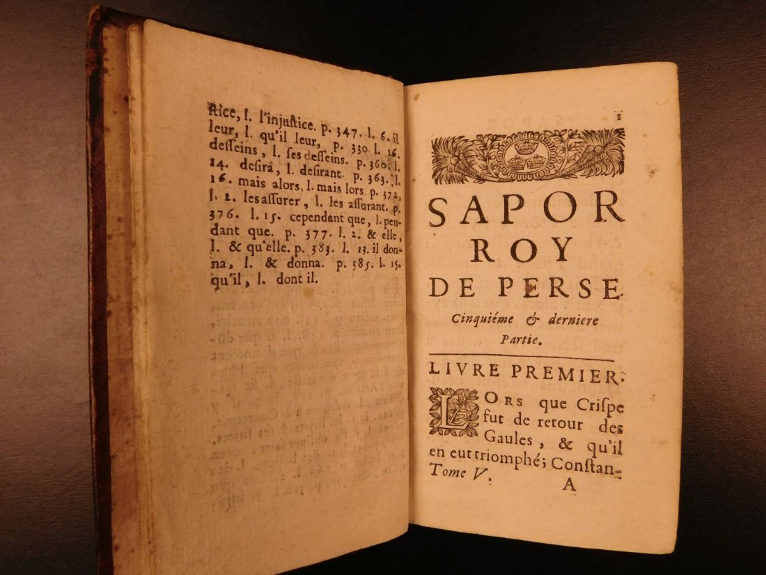 1669 Sapor King of Persia Shapur IRAN Middle East - 4