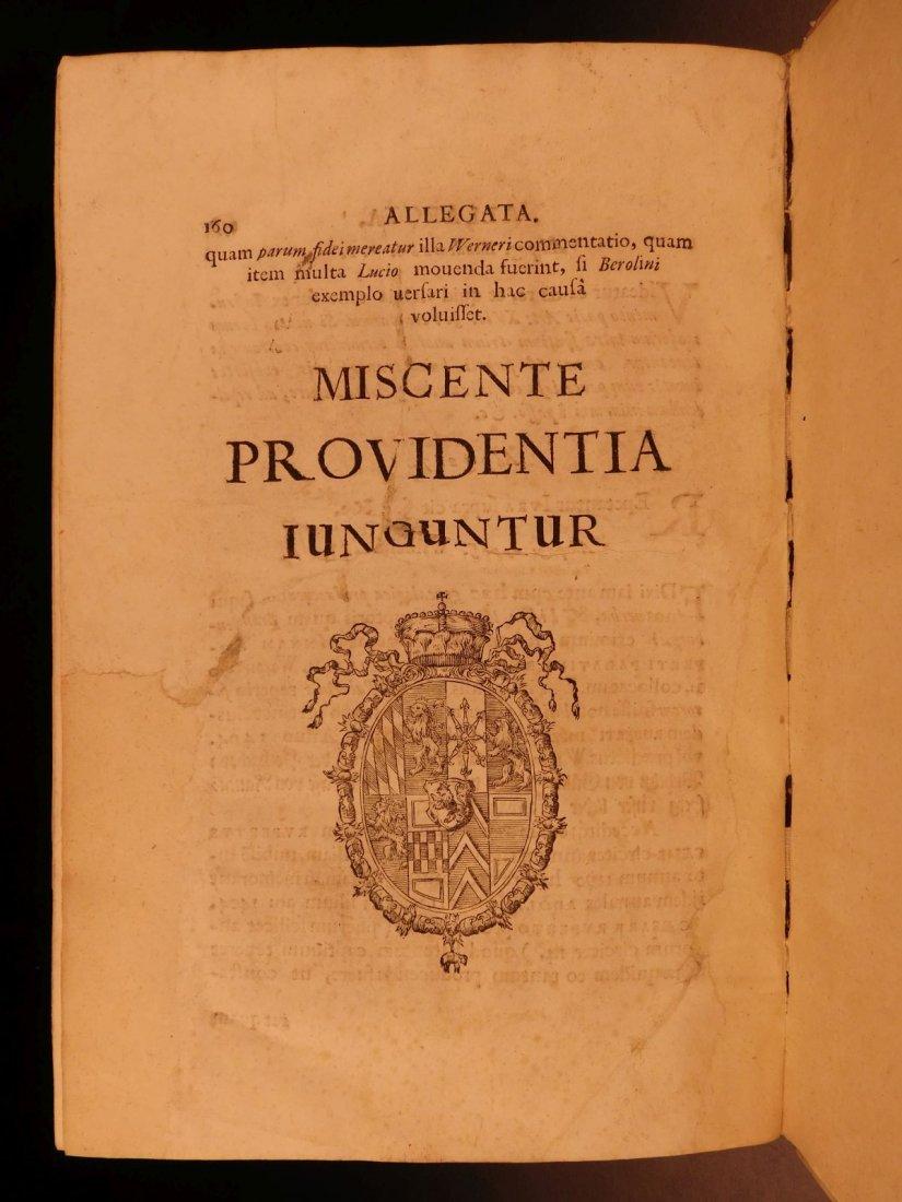 1669 Albert von Curtz Succincta et Historica Jesuit - 10