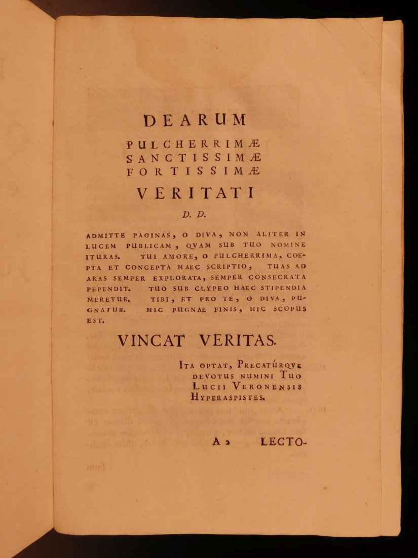 1669 Albert von Curtz Succincta et Historica Jesuit - 3