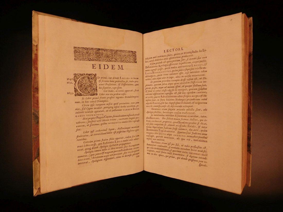 1669 Albert von Curtz Succincta et Historica Jesuit - 5