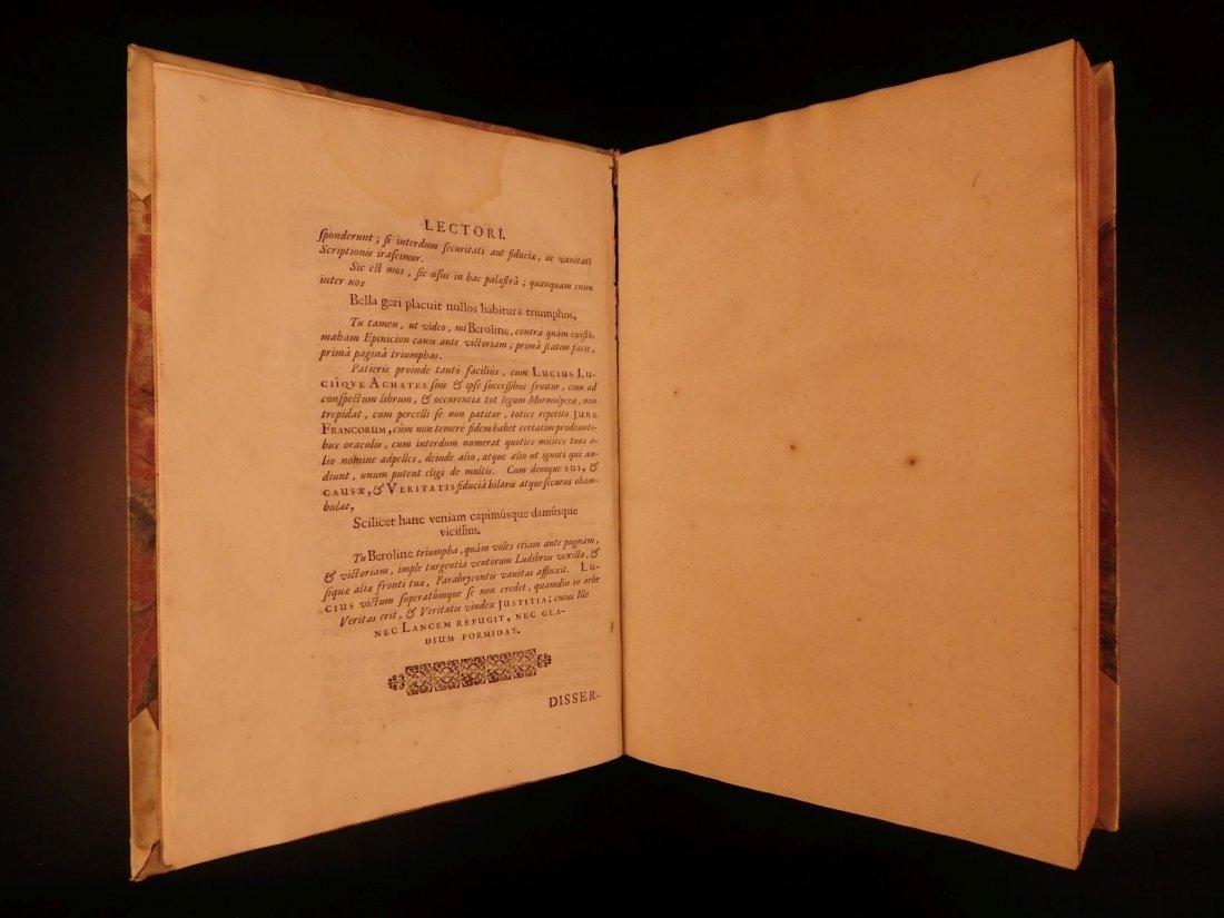 1669 Albert von Curtz Succincta et Historica Jesuit - 6