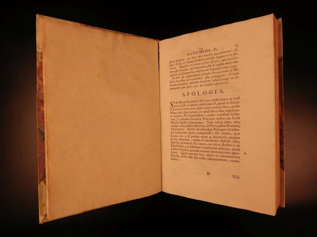 1669 Albert von Curtz Succincta et Historica Jesuit - 8