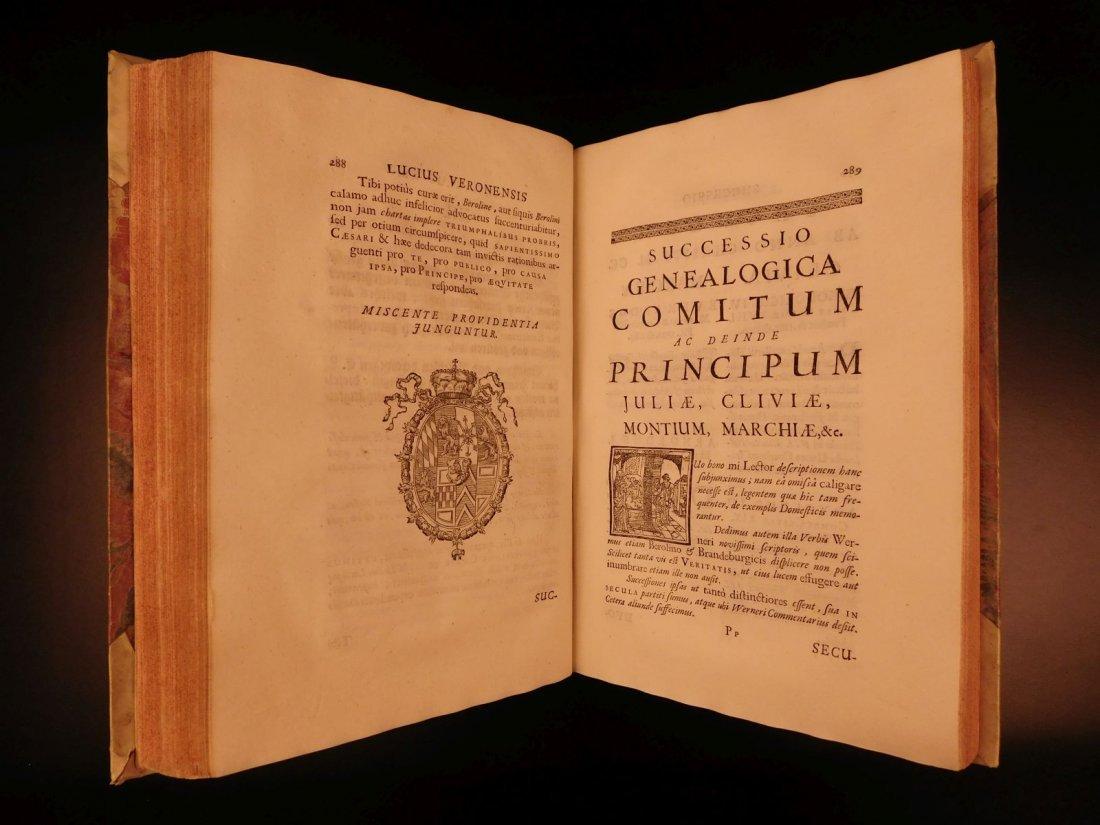1669 Albert von Curtz Succincta et Historica Jesuit - 9