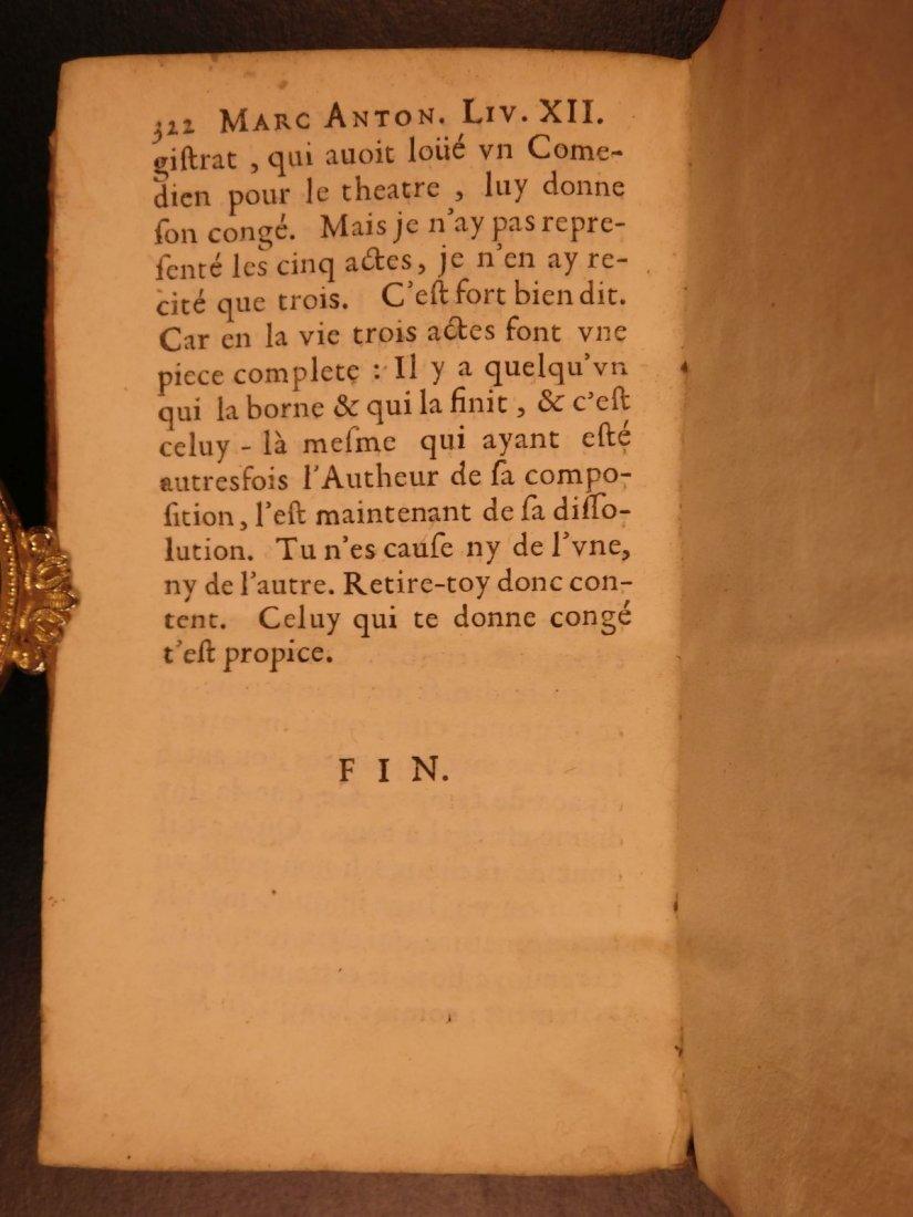 1658 Marcus Aurelius Meditations Stoic Philosophy - 10