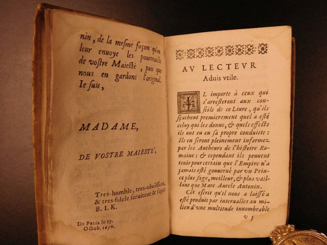 1658 Marcus Aurelius Meditations Stoic Philosophy - 4
