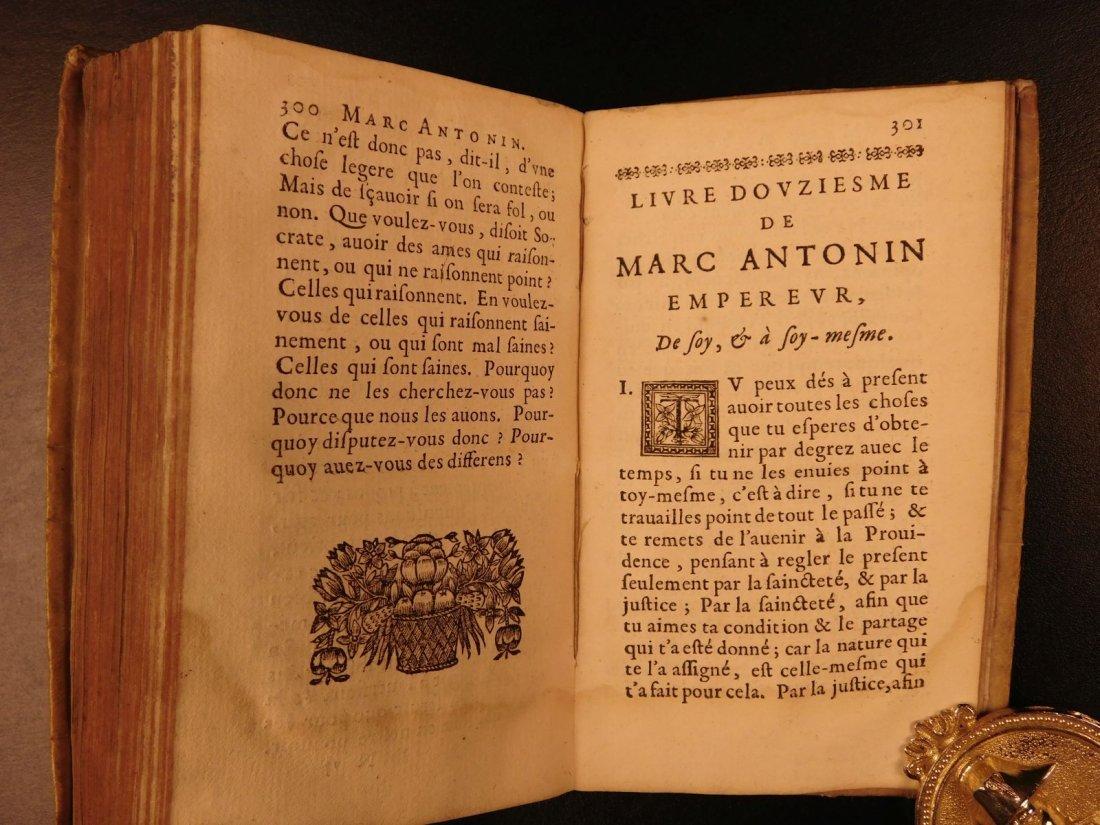1658 Marcus Aurelius Meditations Stoic Philosophy - 9