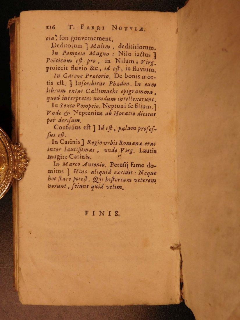1672 Eutropius Breviarium History ROME Valens Pagan - 10