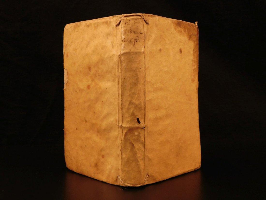 1672 Eutropius Breviarium History ROME Valens Pagan