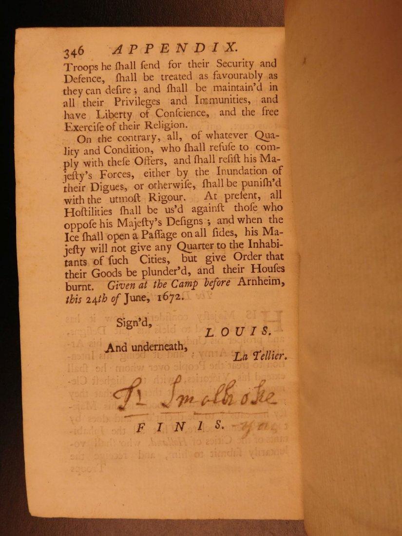 1749 Queen Elizabeth Walter Raleigh Memoirs - 10