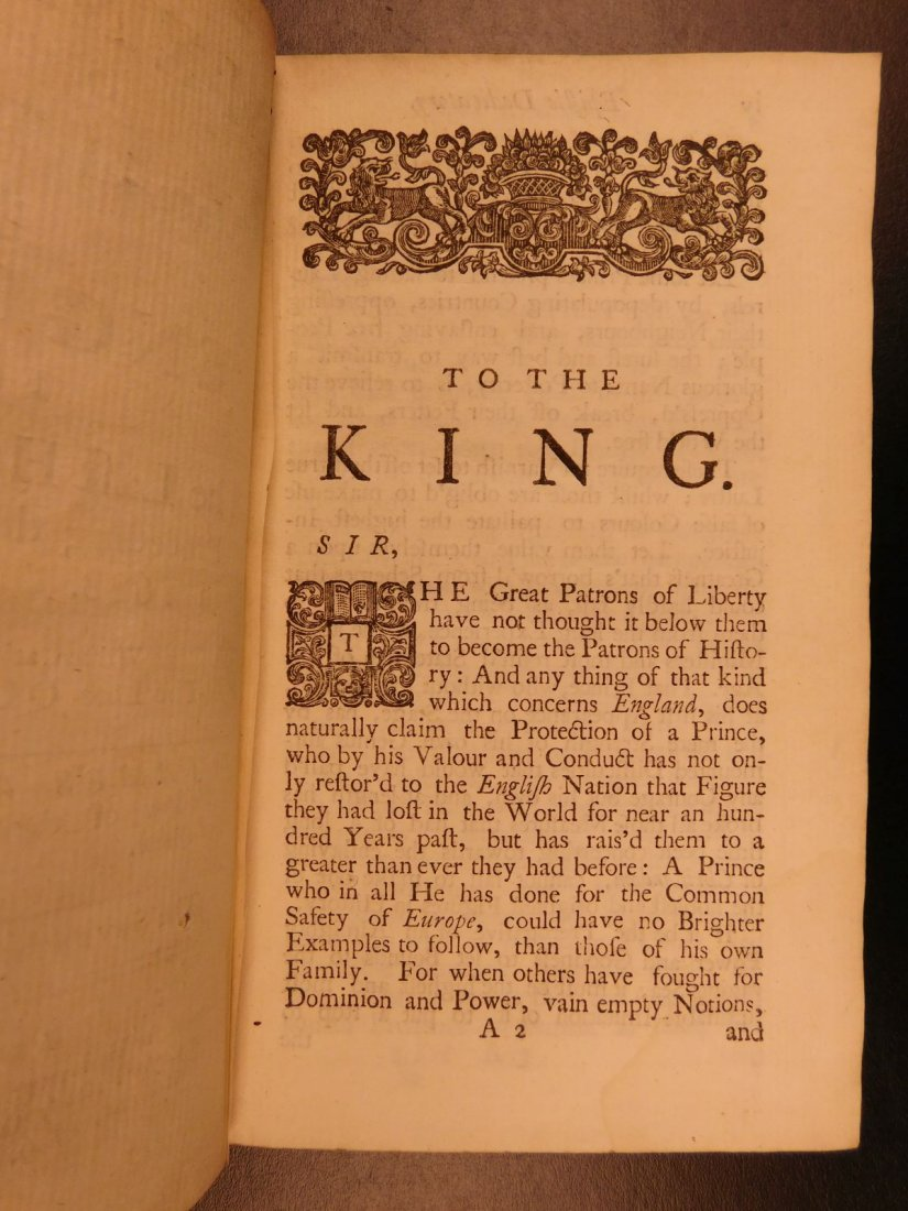 1749 Queen Elizabeth Walter Raleigh Memoirs - 4