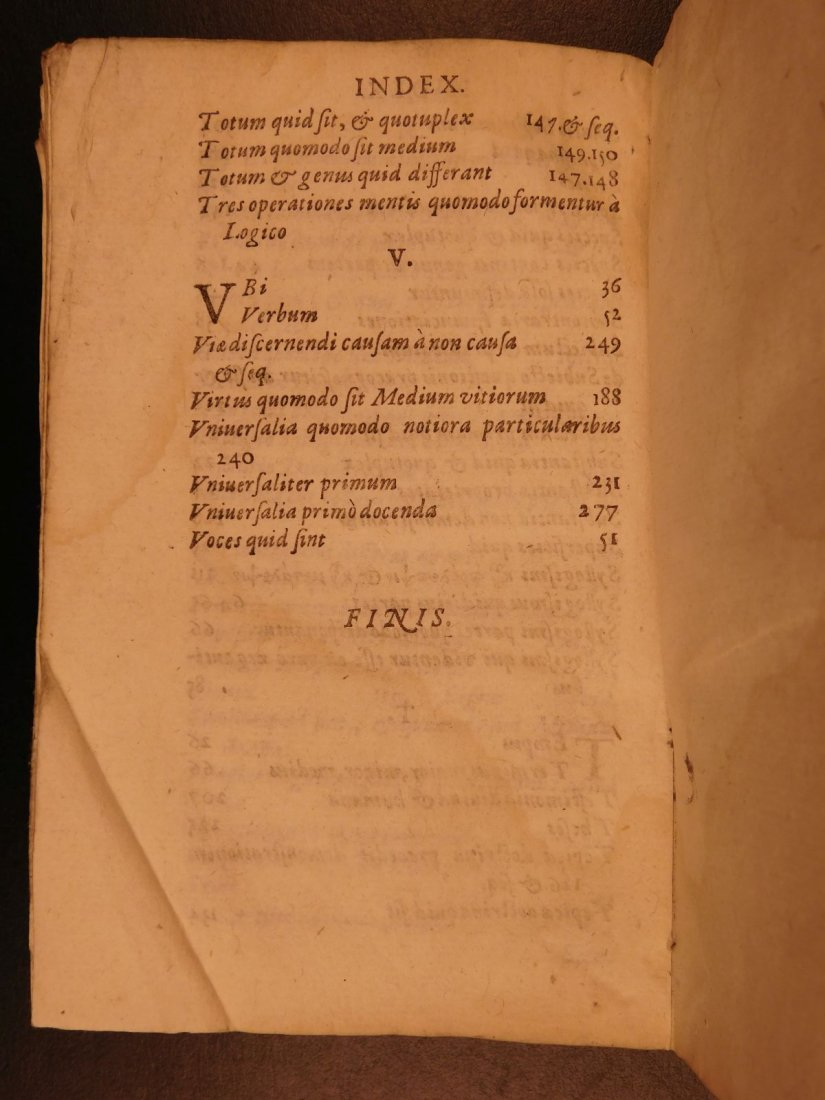 1639 Elements of LOGIC + Fortune Telling Prophecy - 10