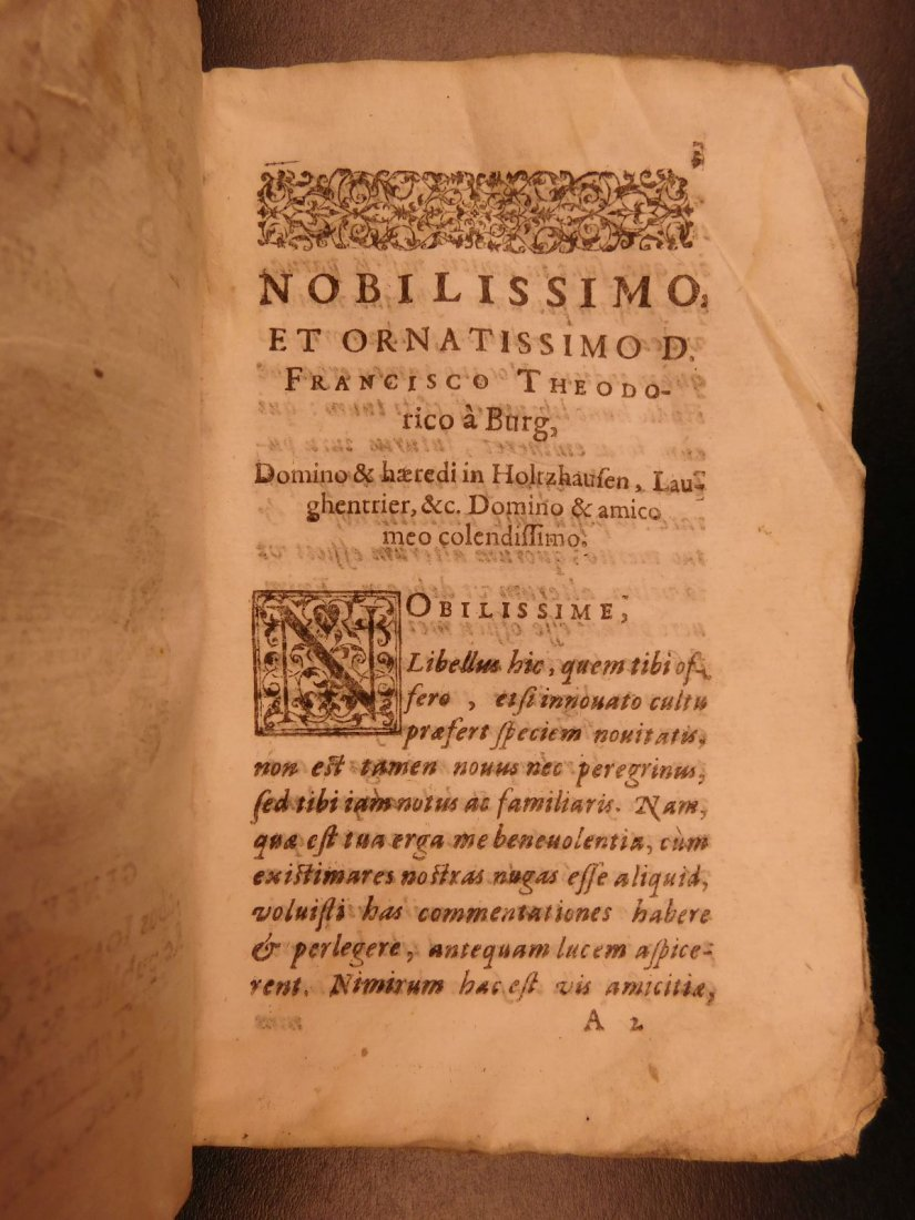 1639 Elements of LOGIC + Fortune Telling Prophecy - 3