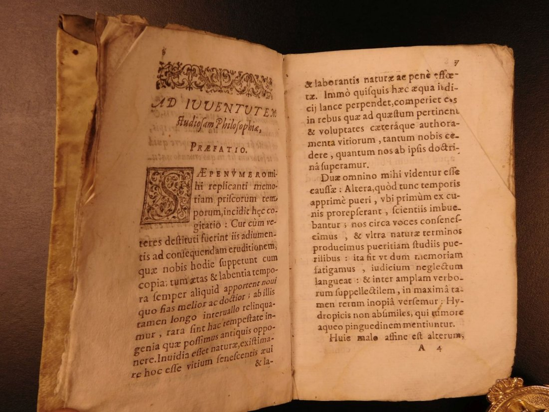 1639 Elements of LOGIC + Fortune Telling Prophecy - 4