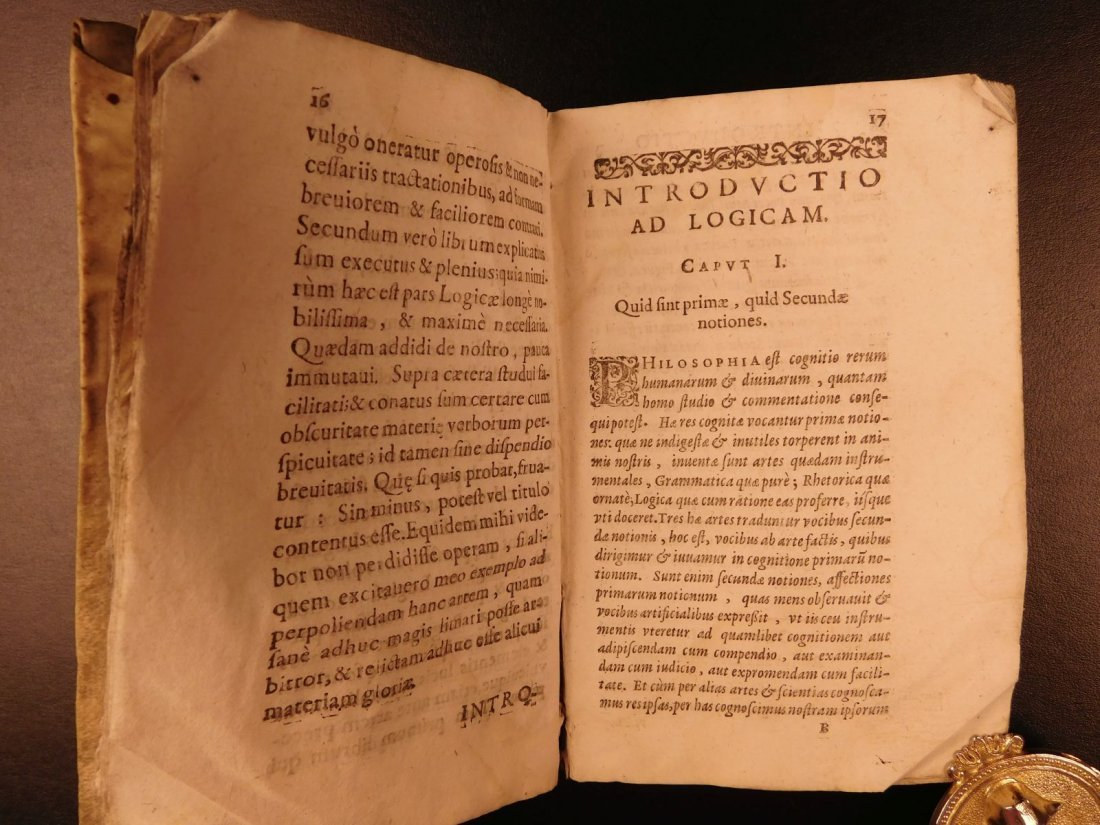 1639 Elements of LOGIC + Fortune Telling Prophecy - 5