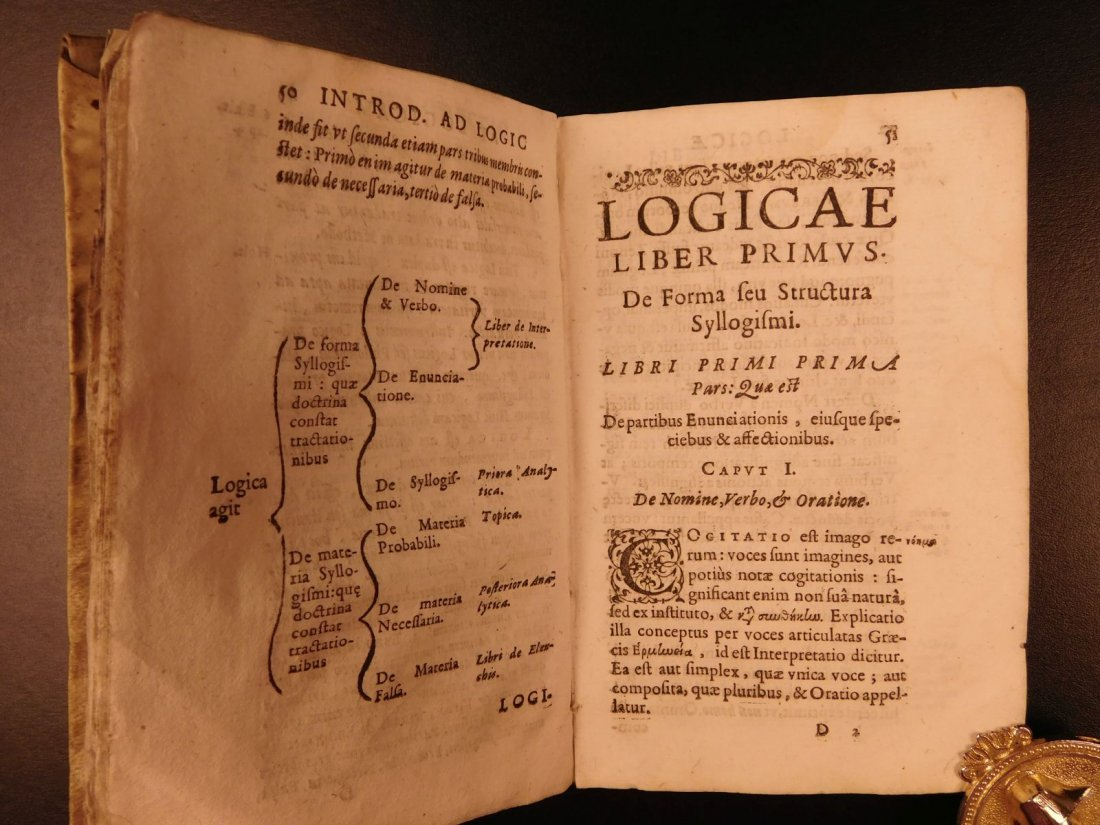 1639 Elements of LOGIC + Fortune Telling Prophecy - 6