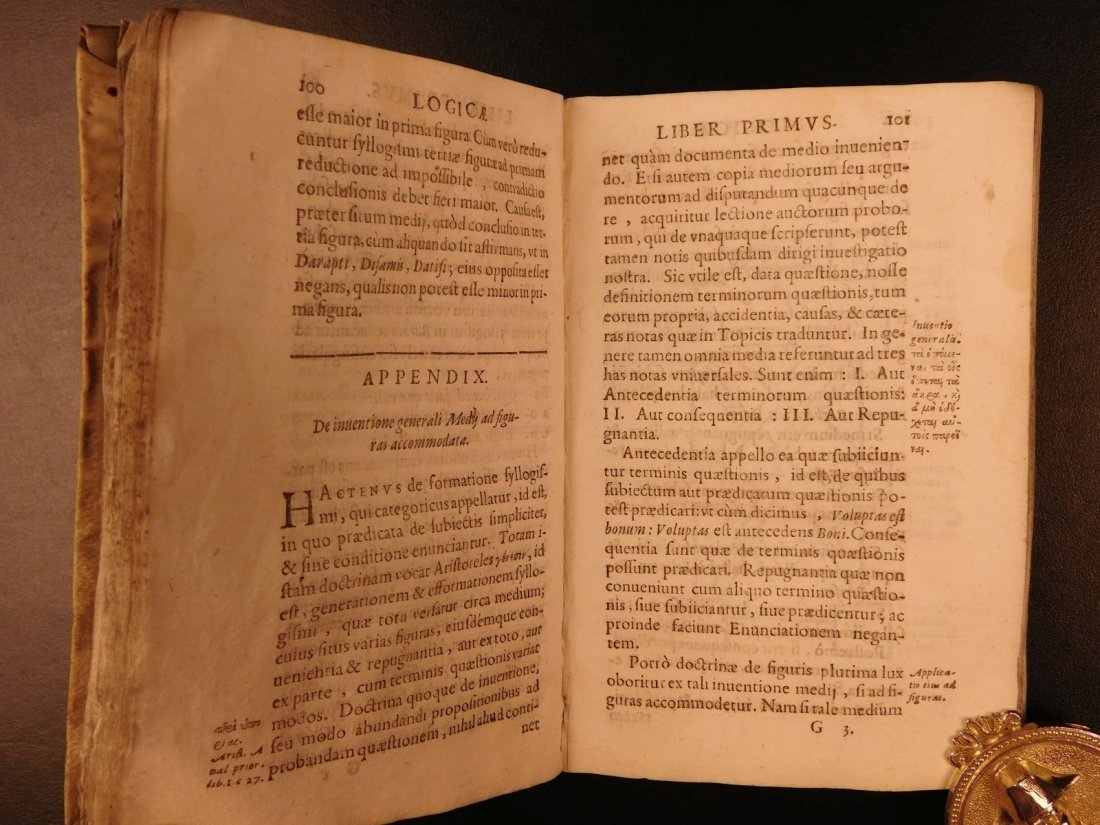 1639 Elements of LOGIC + Fortune Telling Prophecy - 7