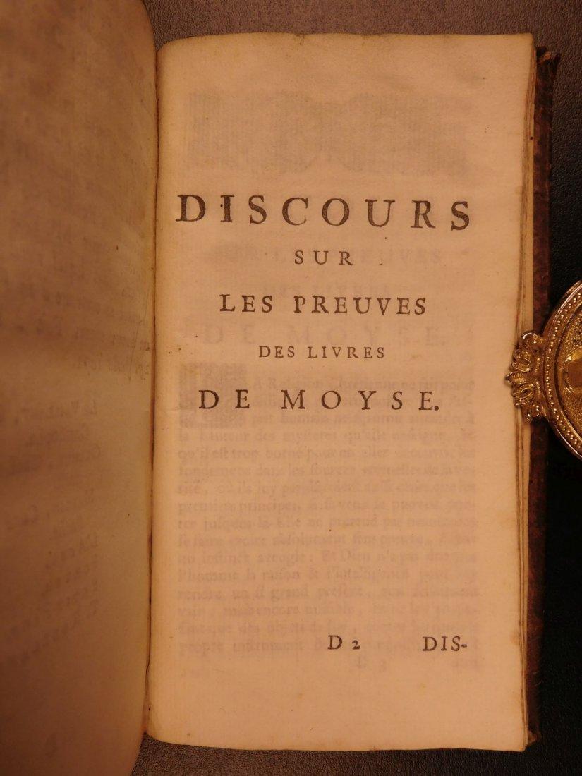 1677 Blaise Pascal PENSEES Christian Apologetic Pascal - 8