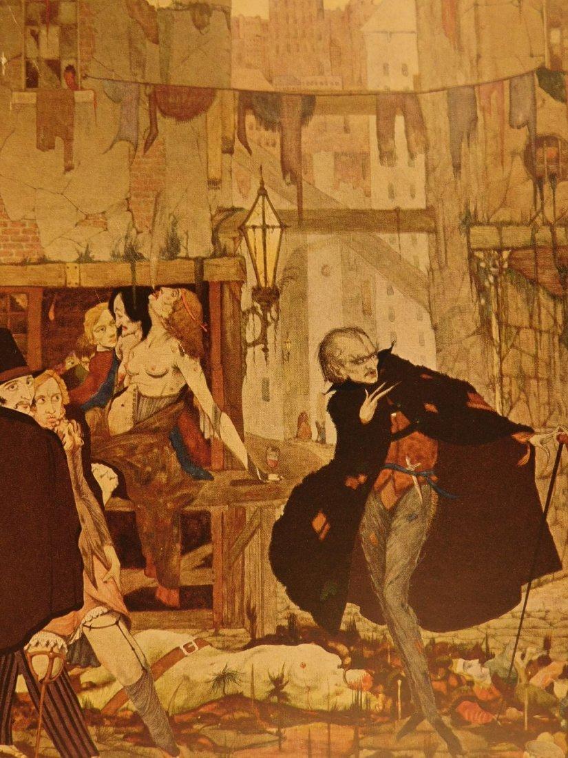 1933 1st ed Edgar Allen Poe Tales of Mystery Clarke Ill - 10