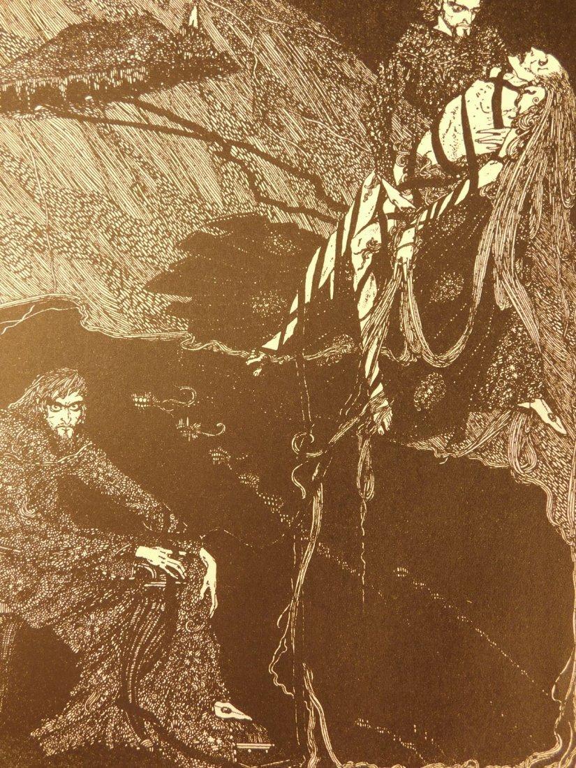1933 1st ed Edgar Allen Poe Tales of Mystery Clarke Ill - 4