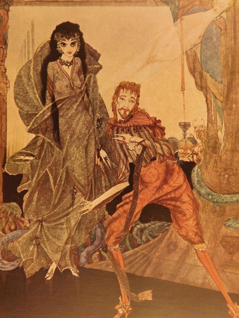 1933 1st ed Edgar Allen Poe Tales of Mystery Clarke Ill - 6