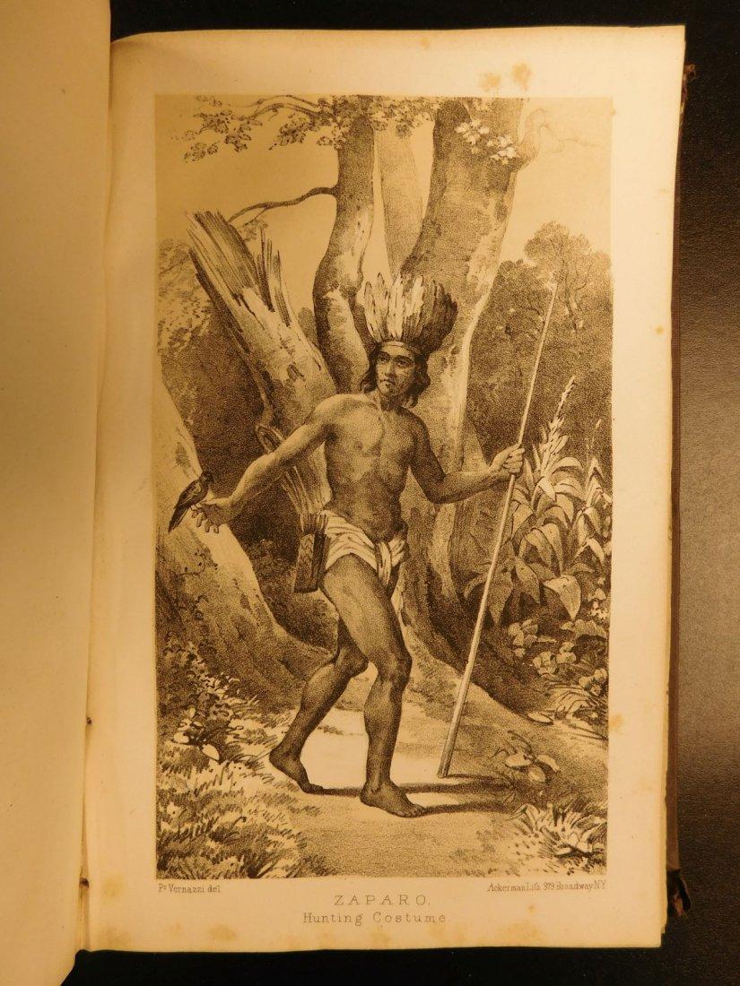 1853 Exploration of Amazon Valley Brazil Navy Voyages - 10