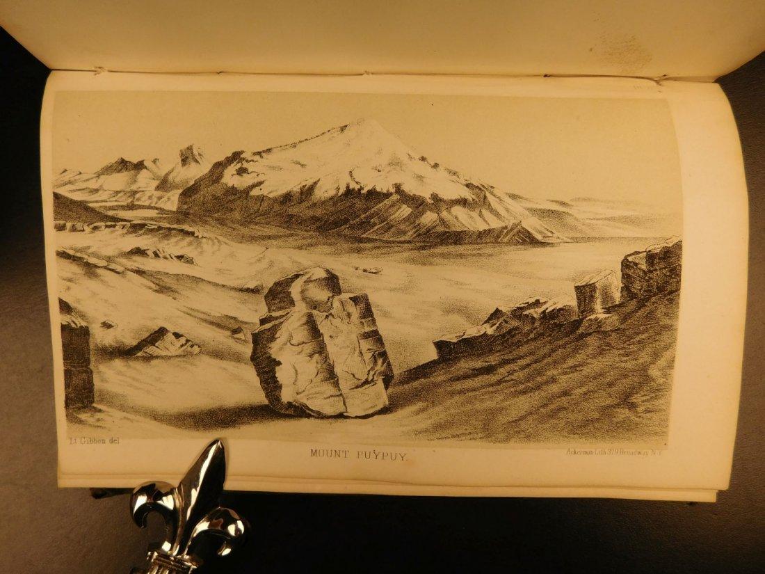 1853 Exploration of Amazon Valley Brazil Navy Voyages - 5