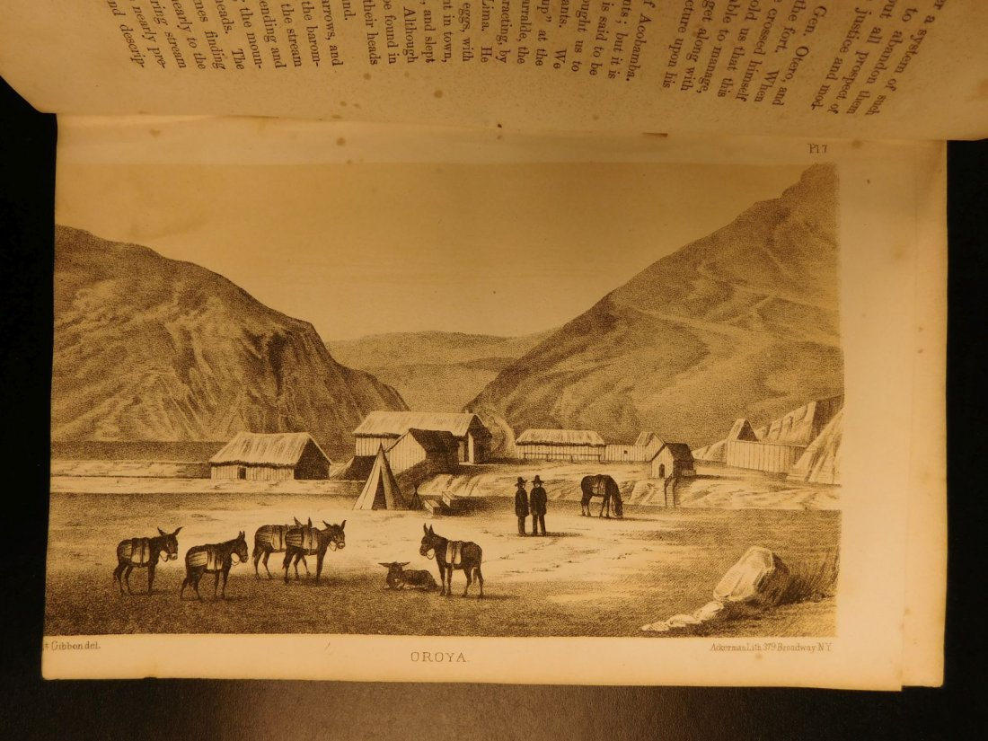 1853 Exploration of Amazon Valley Brazil Navy Voyages - 6