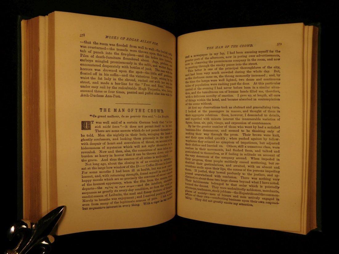 1880 Edgar Allan Poe Illustrated The Raven Bells OCCULT - 10