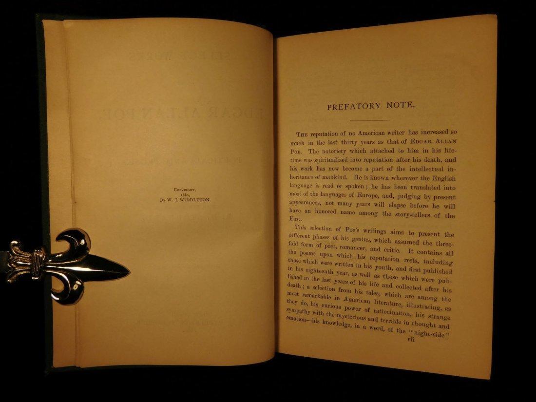 1880 Edgar Allan Poe Illustrated The Raven Bells OCCULT - 3