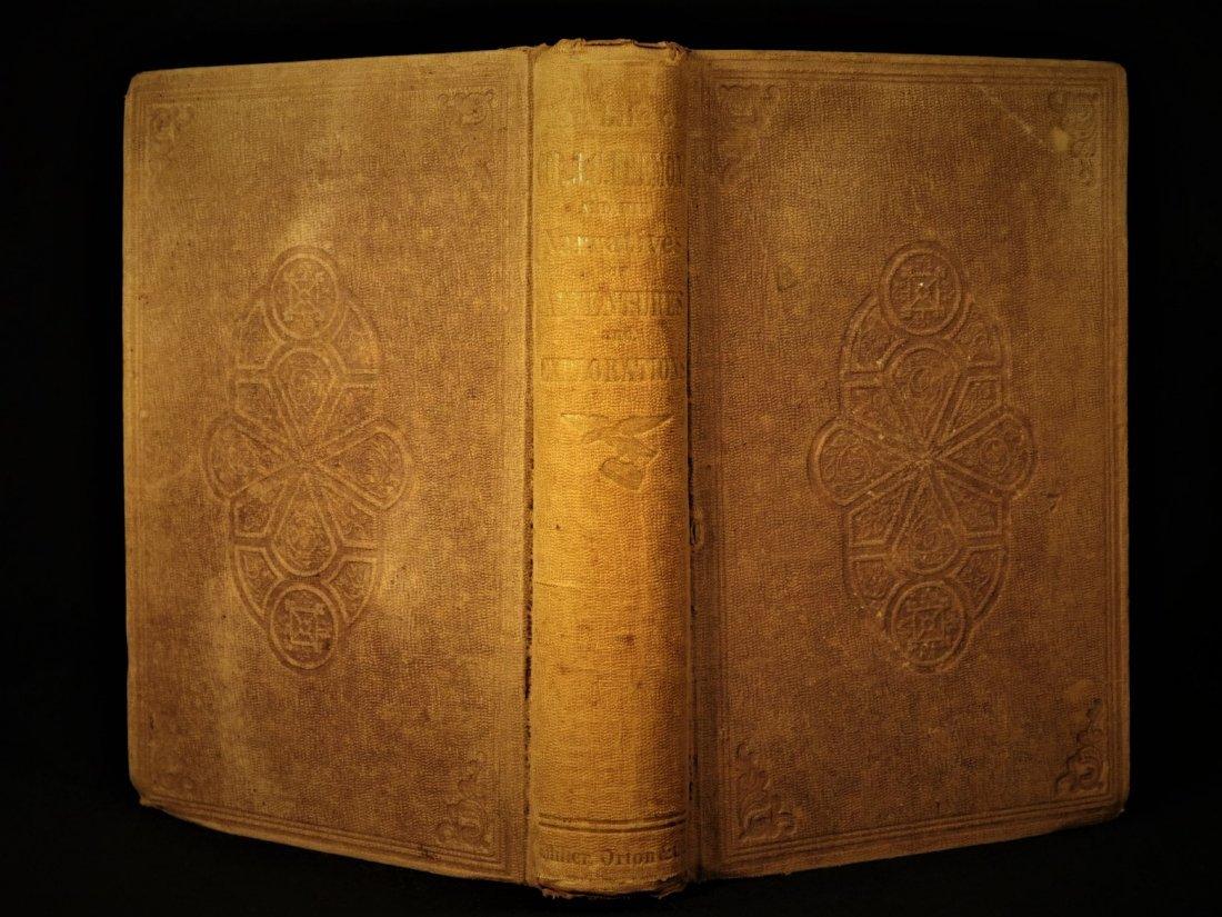 1856 Life of John C Fremont Illustrated American Report