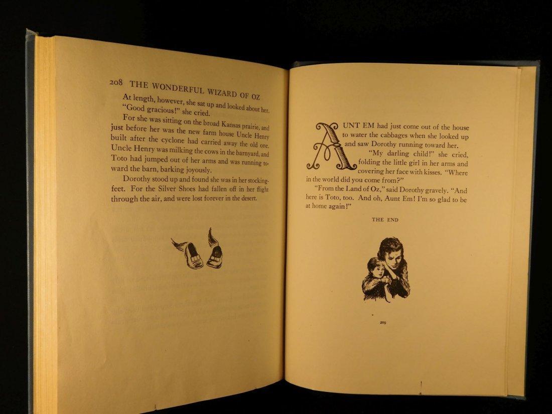 1944 WIZARD of OZ Baum Illustrated Copelman Fantasy - 10