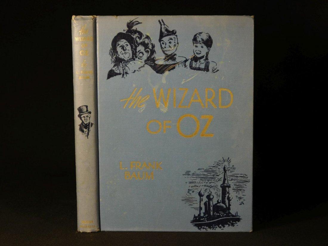 1944 WIZARD of OZ Baum Illustrated Copelman Fantasy