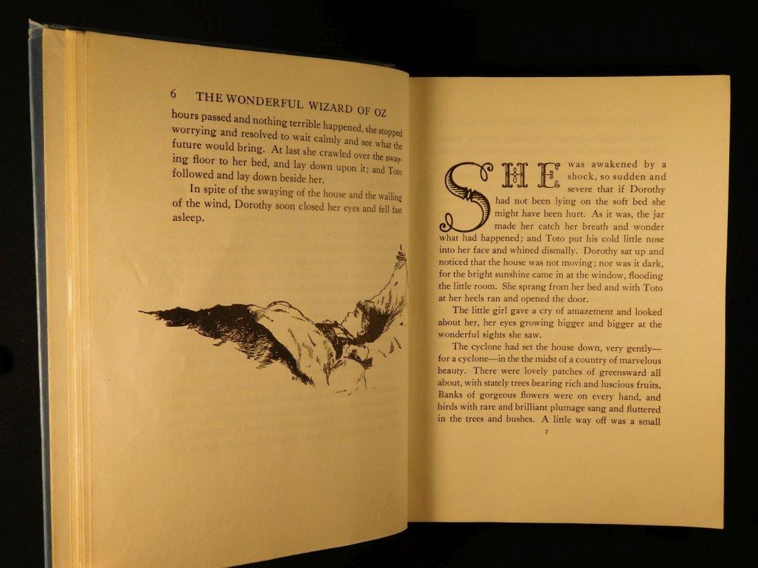 1944 WIZARD of OZ Baum Illustrated Copelman Fantasy - 7