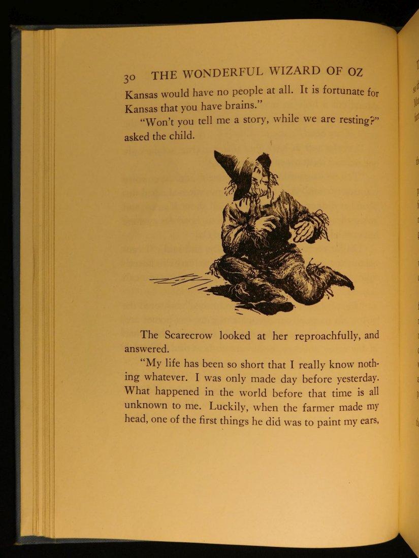 1944 WIZARD of OZ Baum Illustrated Copelman Fantasy - 9
