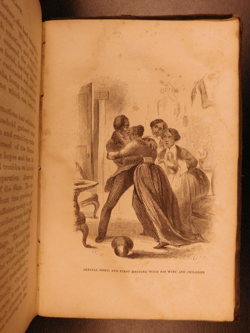 1853 1ed 12 Years a Slave Solomon Northrup Slavery - 10
