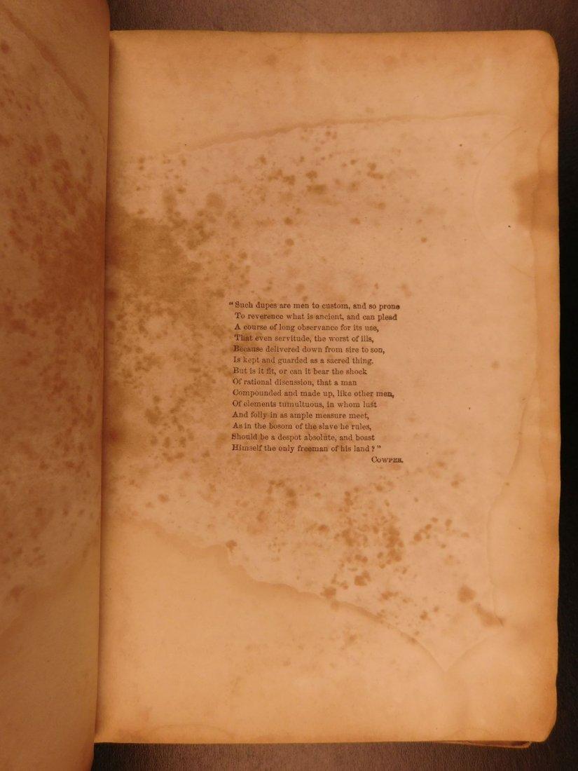 1853 1ed 12 Years a Slave Solomon Northrup Slavery - 5