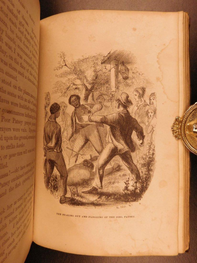 1853 1ed 12 Years a Slave Solomon Northrup Slavery - 8
