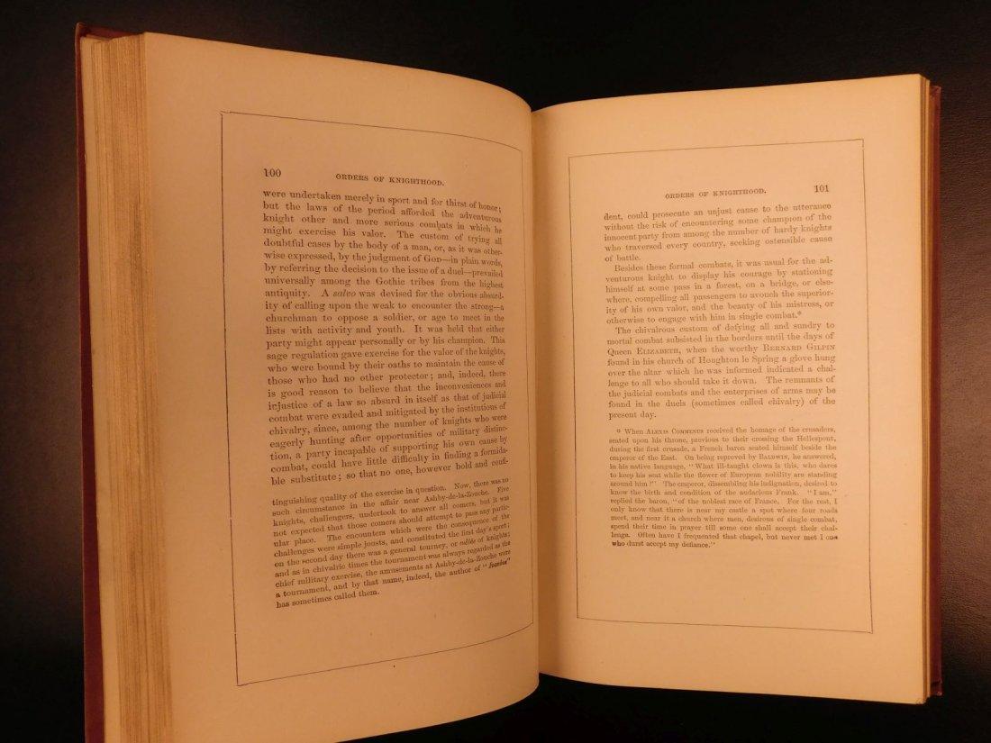 1877 Masonic Sketch Book Illustrated Masons Washington - 8