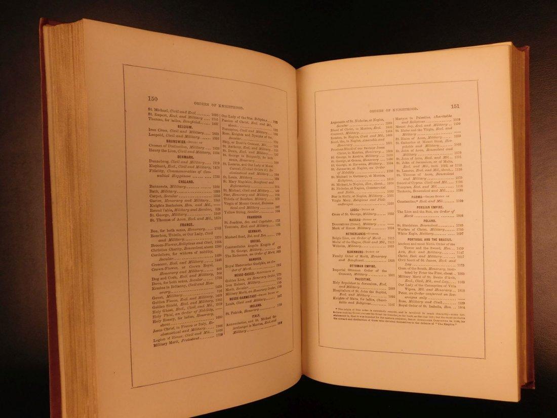 1877 Masonic Sketch Book Illustrated Masons Washington - 9