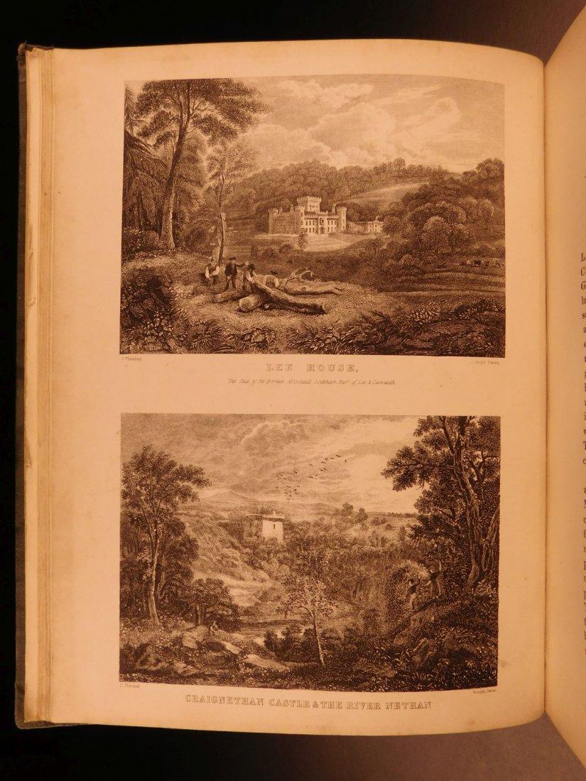 1840 1ed Strath-Clutha River Clyde Scotland Scottish - 8