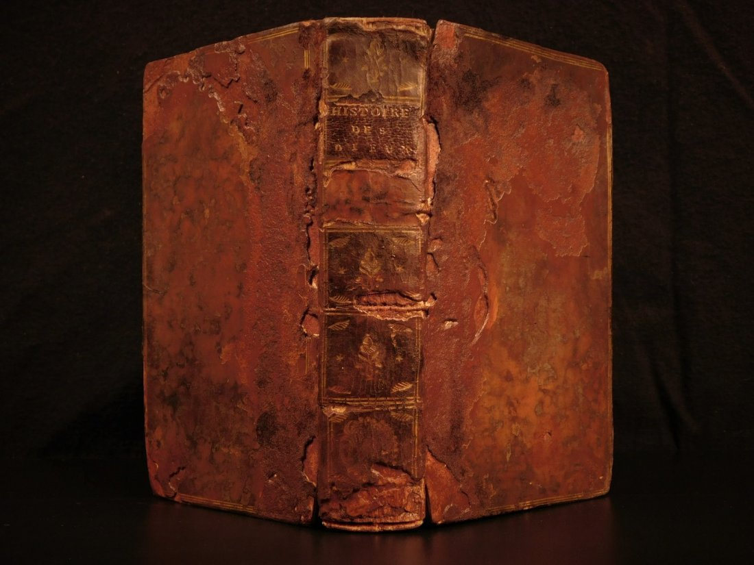 1648 1st ed Jean Desmarets French Fables History