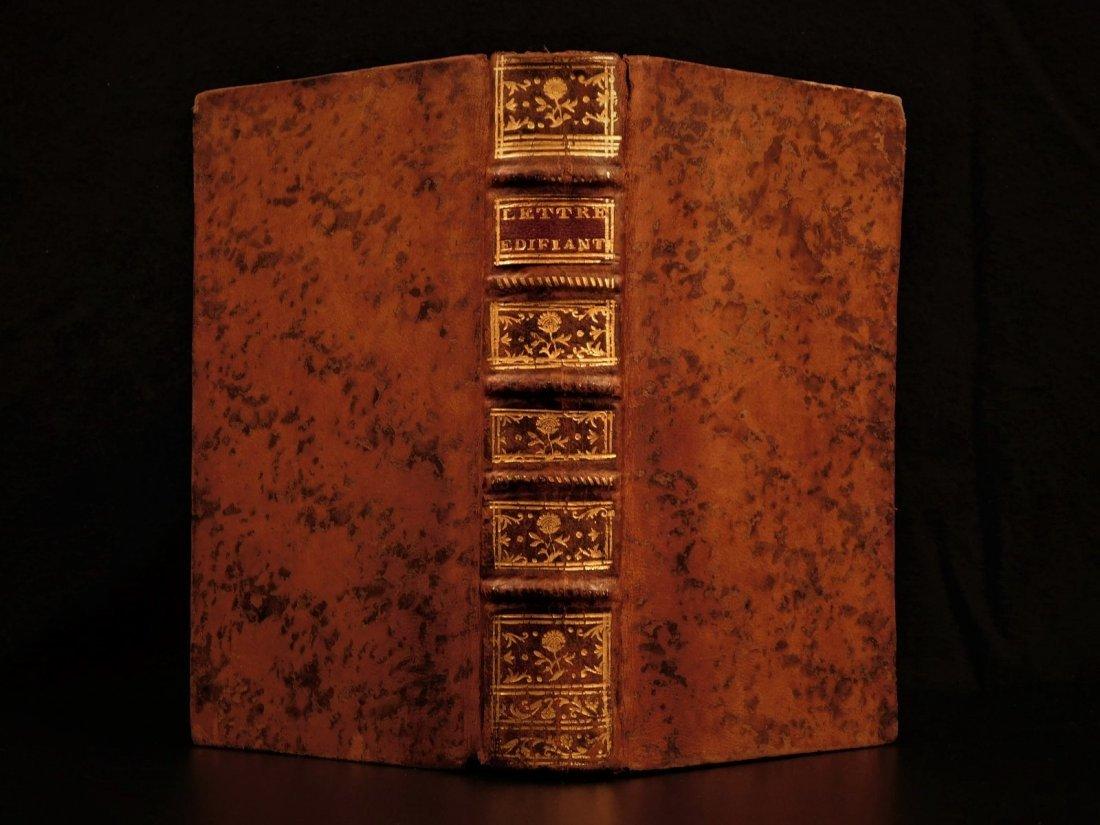 1738 Jesuit Missions to INDIA Asia Ecuador Abnaki India