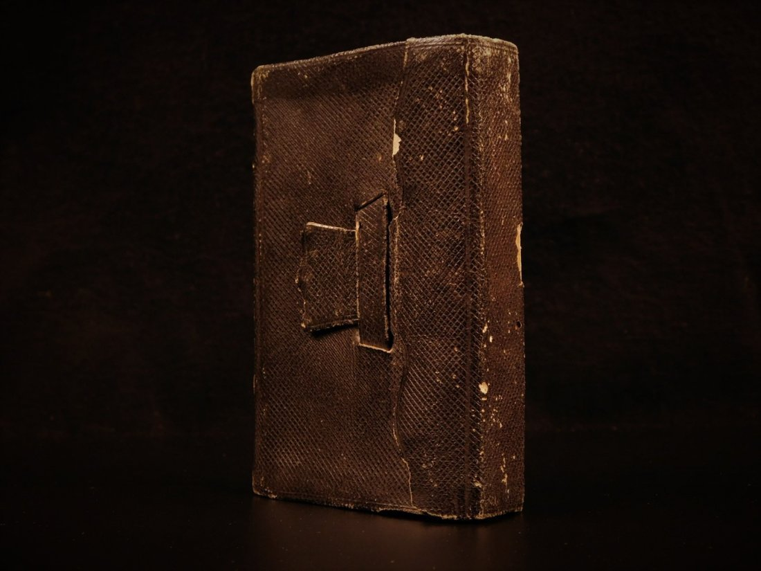 1864 Civil War New Testament Holy BIBLE Pocket-size