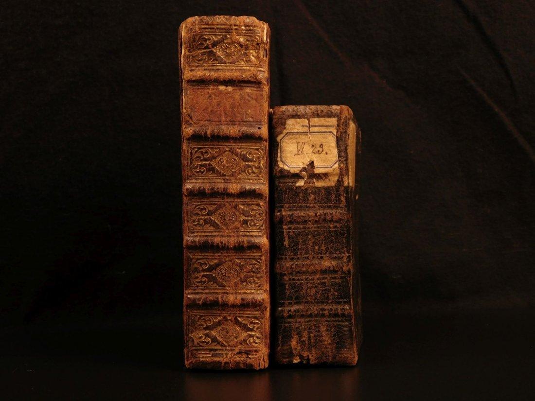 1691 & 1704 Boutauld Conseils de la Sagesse & Catholic