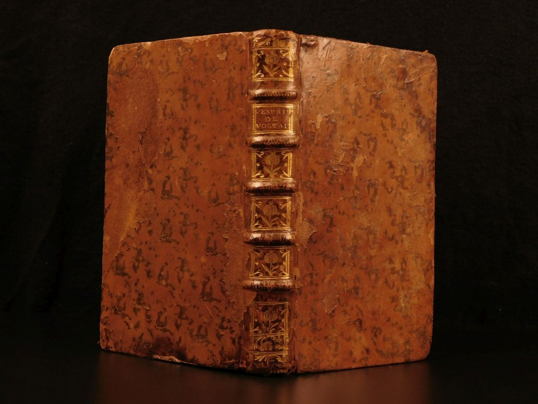 1767 Life & Letters VOLTAIRE French Literature